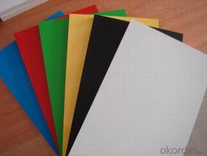 HPL High Pressure Laminate Solid Color Board