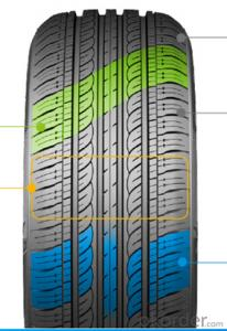 Passager Car Radial Tyre ComfortMax AS H202