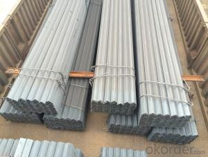 Hot Rolled Equal Angle Steel Bars for Construction, Structure