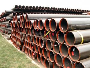 High Quality ASTM A53 ERW Welded Steel Pipe From CNBM