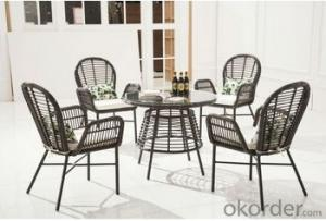 Simple Coffee Shop Furniture Bahama Rattan Furniture