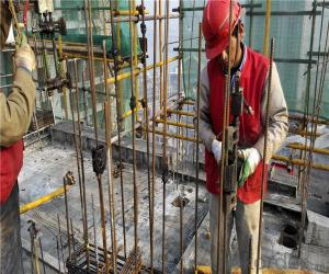 Aluminum Formwork for Beam Casting for Two Level Building