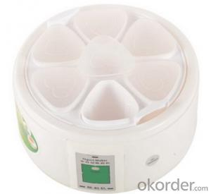 Yogurt Maker with 6 PP Jar Kitchen Appliance