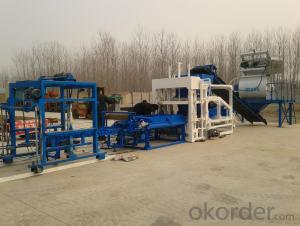 Brick Molding Machine ,Hydraulic Pressure Brick Making Machine China Manufacture QT4-18