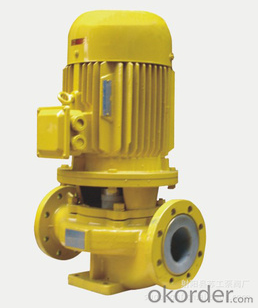 Vertical Single Stage in-line Centrifugal Pump