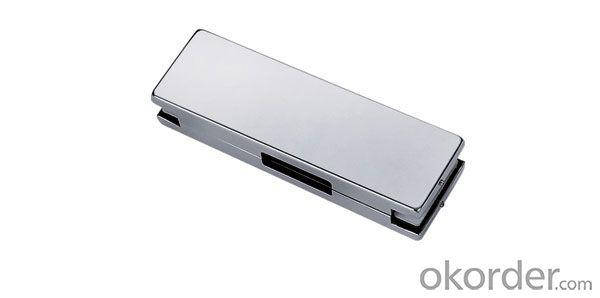 Door Clamp for Glass Door  with aluminum inner body/ Stainless Steel Glass Door Patch fittingDC423