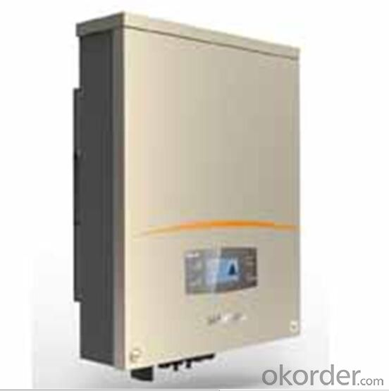 Solar Photovoltaic Grid-Connected Inverter SG6KTL-EC