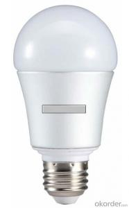 PAL series E27 7W LED Bulb for Interior Lighting
