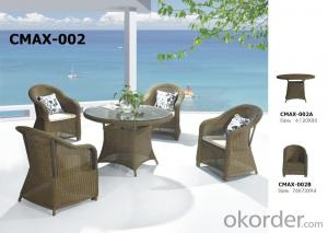 Luxury Garden Set by Hand Rattan CMAX-A009