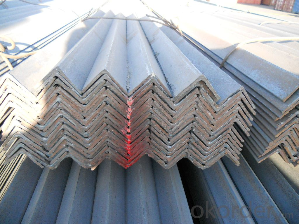 Hot Rolled Steel Angle Bar with High Quality 90*90mm