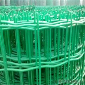 PVC Coated Wire Mesh Widely Use Factory Price High Quality Black Yellow/ Green