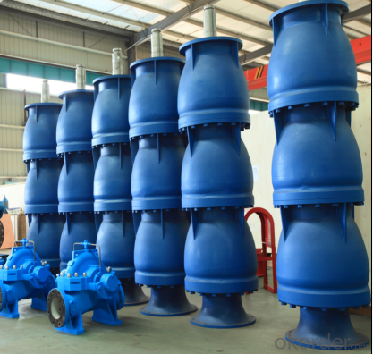 Vertical Multistage Turbine Pump(API610 VS6)