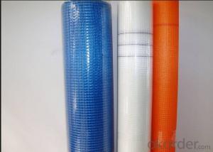 E-glass Fiberglass Mesh of High Tensile Strength