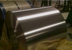 Electrolytic Tinplate Coil / Sheet for Foods Packaging