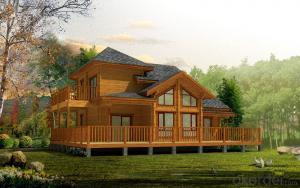 Prefabricated villa house; Prefab home  in Japan