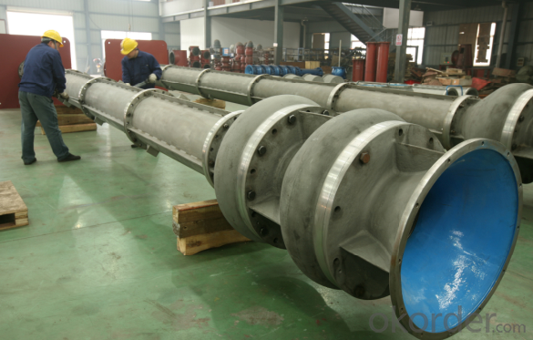 Vertical Multistage Turbine Pump(API610 VS6)