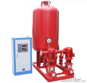 Jocky Pump with Water Pressure Tank for Fire Fighting System