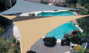 Awnings Patio Shade Sail and for House and Garden