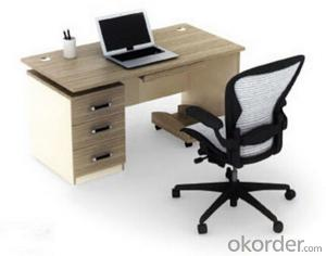 Office Furniture Commercial Desk with MDF Material