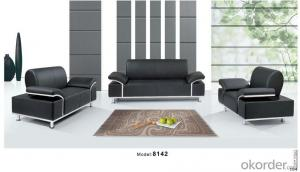 Office Sofa/Waiting Chair Leather/Pu CMAX-GB8142
