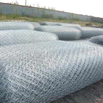 Galvnized Wire Mesh Hot Dipped and Electro Galvanized BWG12-26
