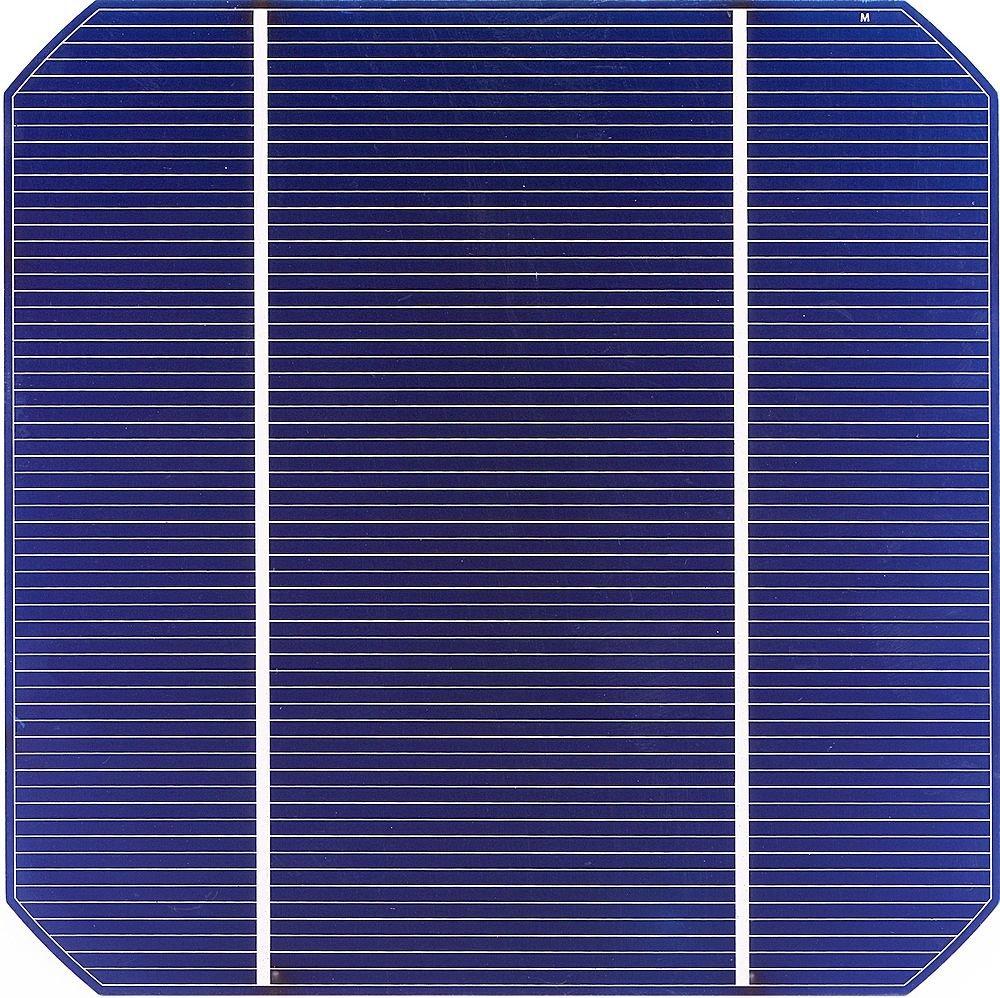 Buy Monocrystalline Silicon Solar Cell Type Csun S156 3bb