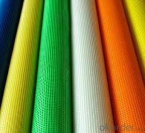 E-glass Fiberglass Mesh Can Be Colored 90/125/145gsm