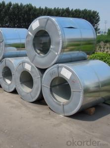 DIN EN 10346 Galvanized Steel Coil Deep drawing quality CNBM