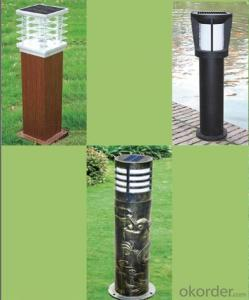 Photovoltaic Solar Lawn Light for Garden