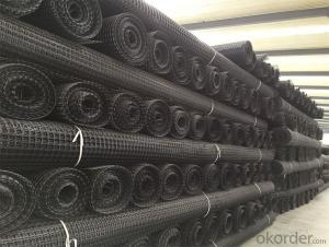 Uniaxial Geogrid with High Tensile Strength Suitable for Different Market