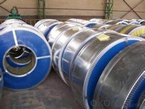 Galvanized Steel Coil  Hot Dipped SPCC CNBM