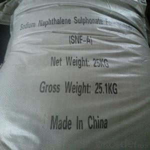 Naphthalene Sulfonate Formaldehyde Superplasticizer