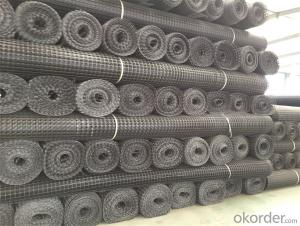 Geogrid Long Life High Tensile Strength