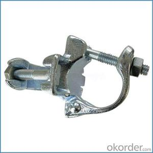 Scaffolding Steel Coupler British Type for Sale
