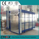 Elevador de construcción SC200/200B, elevador de construcción de gran calidad