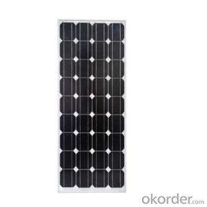 Monocrystalline Solar Panels-90w CNBM Series