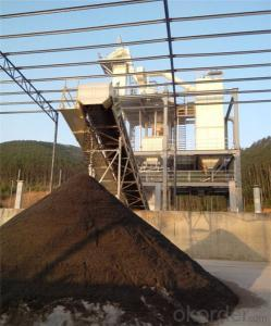 Dry Method Sand Making Plant for Aggregates Crushing and Fine Sand Producing