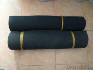 EPDM Coiled Rubber Waterproof Membrane for Basement
