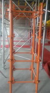 Kwistage  Scaffolding System with Painting
