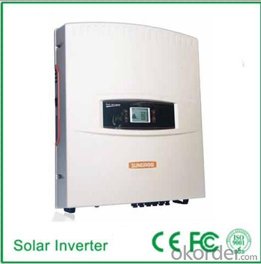 Photovoltaic On-Grid Connected Inverter SG20KTL