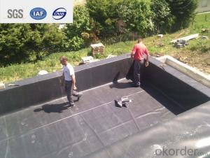 EPDM Waterproofing Roofing Membrane for Roof 1.5mm