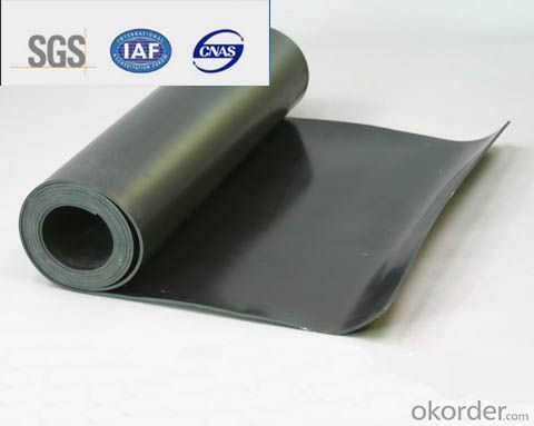 EPDM Waterproofing Roofing Membrane with 1.5mm