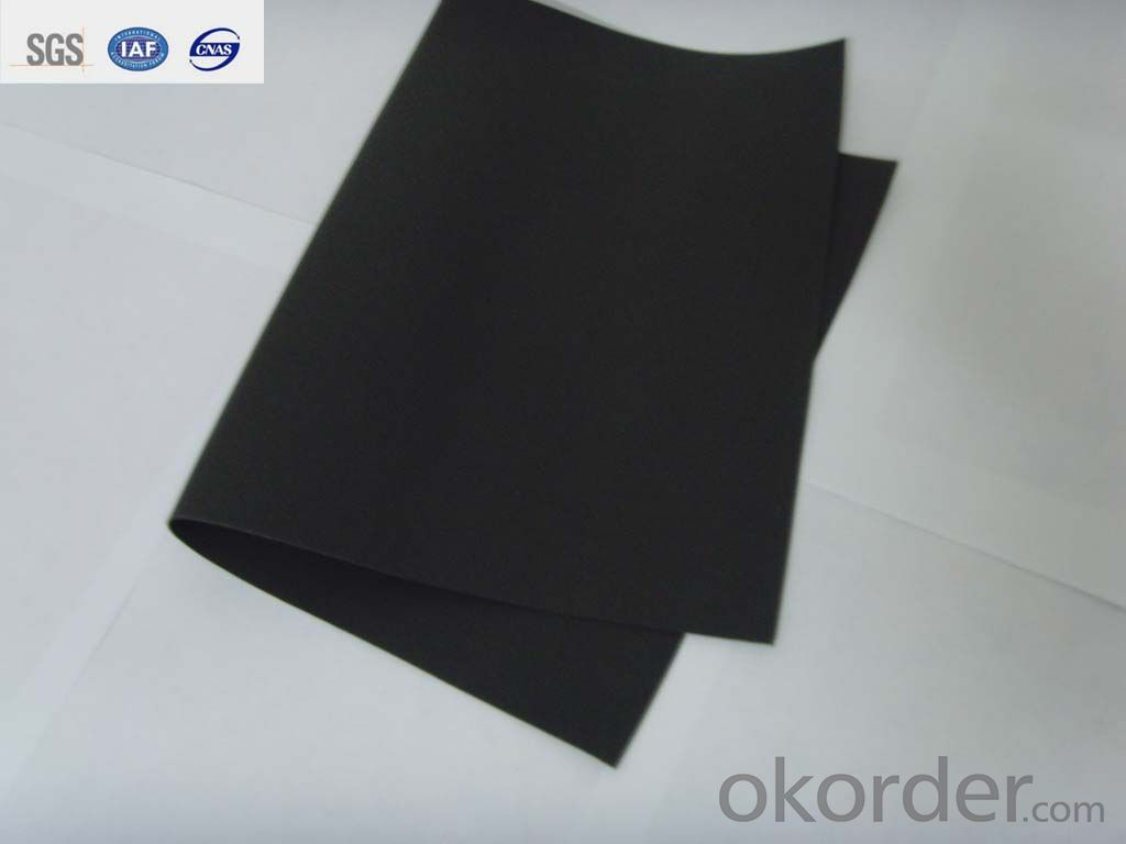 EPDM Waterproofing Roofing Membrane for Roof 1.2mm and 1.5mm