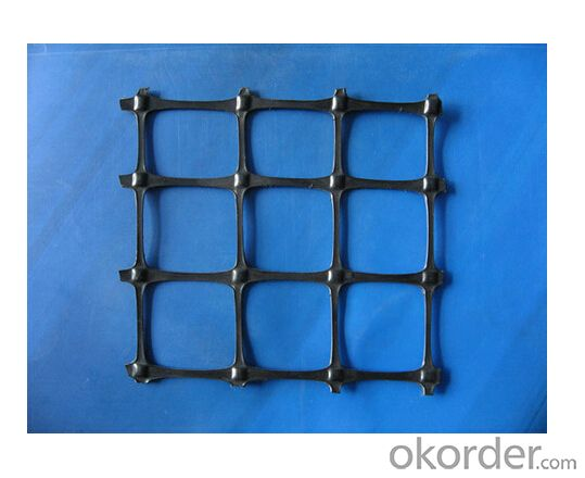 PP Biaxial Geogrid for Civil Engineering Use