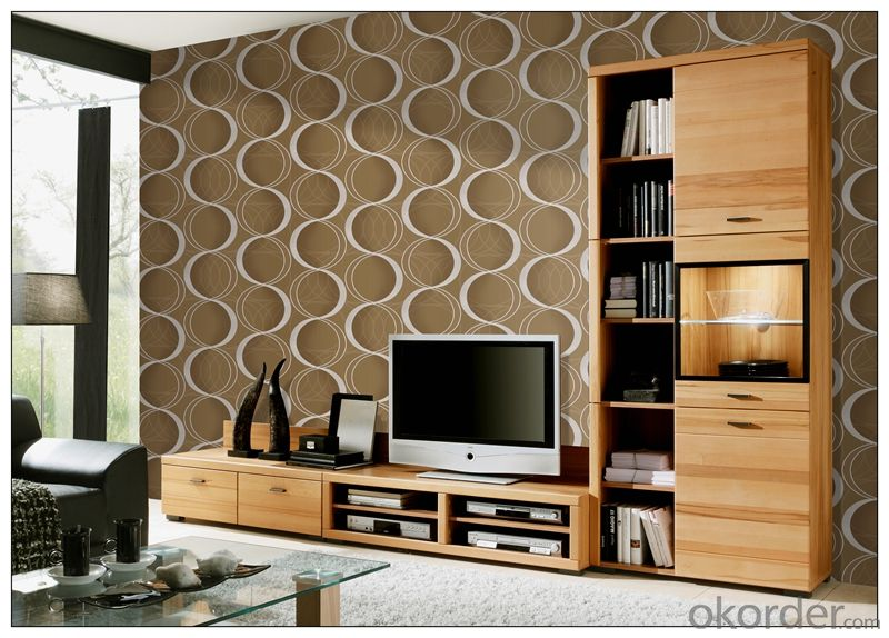 3d Wallpaper Modern House Design For Home Decorating