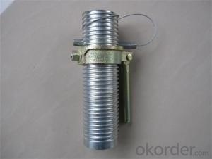 Scaffolding Parts Prop Pin with Nut with Galvanized