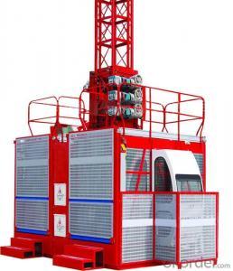 Construction Hoist SCD320 Counterweight Elevator