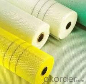 Fiberglass mesh C-Glass Yarn Type with Various Specification