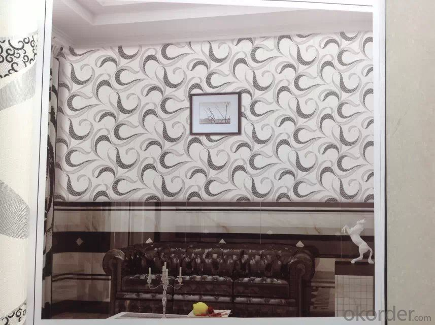 3d Wallpaper  Vinyl Decorative Wallpaper for Bar Decoration