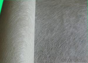 E Glass Fiberglass Chopped Strand Mat Used in Filament Winding